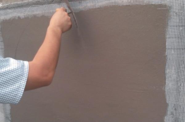 S102外墙外保温抹面砂浆